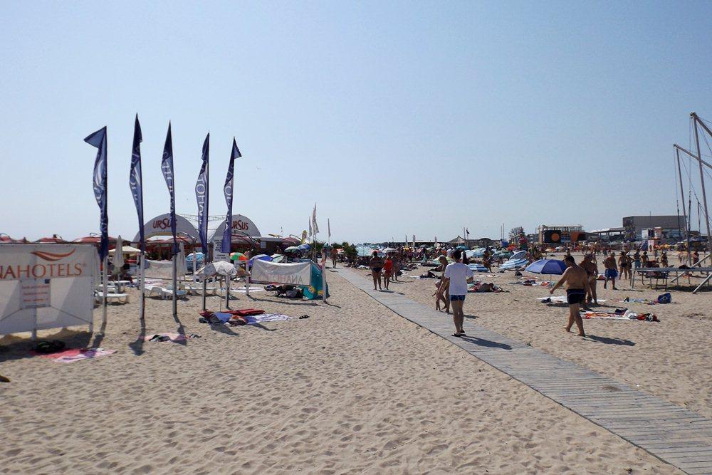 La mare în România: cum e în vacanță în Eforie Nord