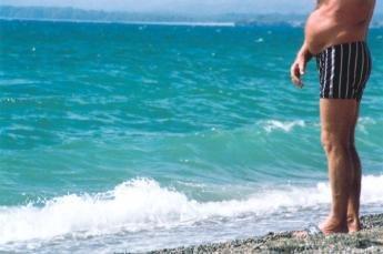 cacalau la plaja